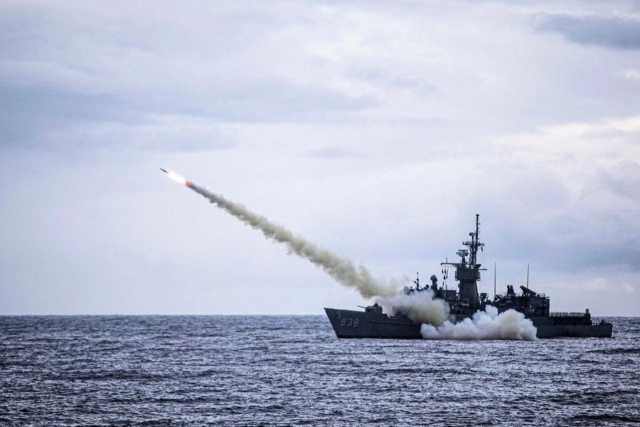 美特級驅逐艦配高超音速導彈 三艘足以威懾中共