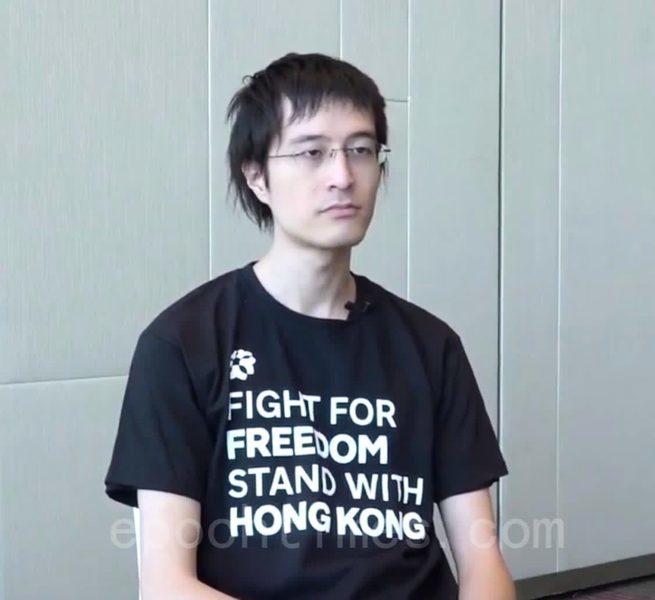 李宇軒疑被囚精神病院 逾百國外議員怒斥漠視人權