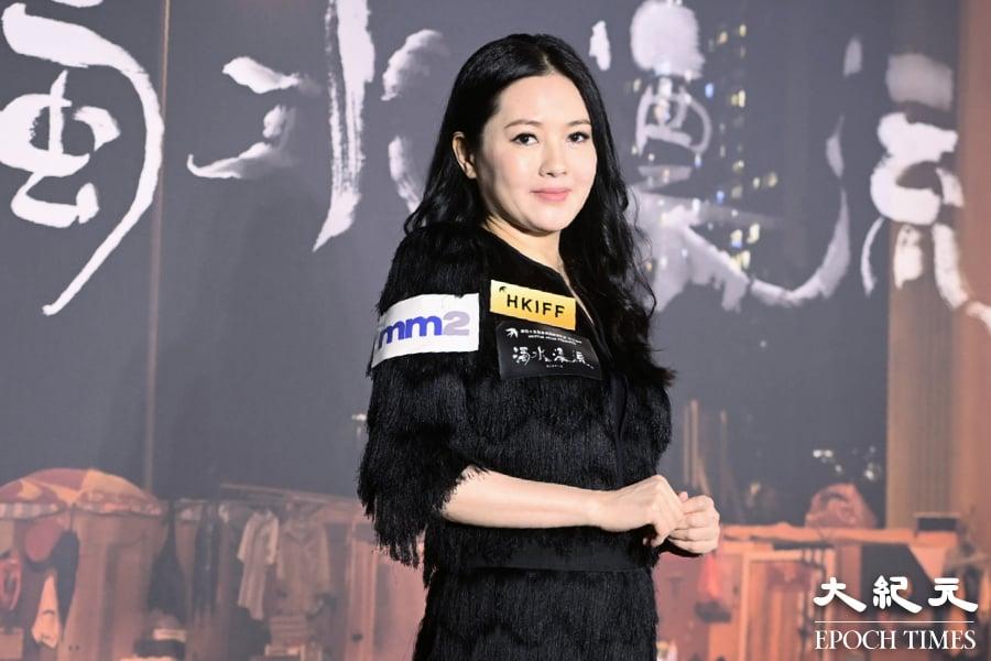 《濁水漂流》亞洲首映 李麗珍蔡思韵葉童齊亮相