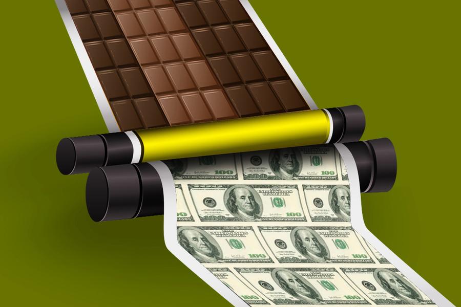 【財商天下】百年糖果變印鈔機 畢菲特賺錢術