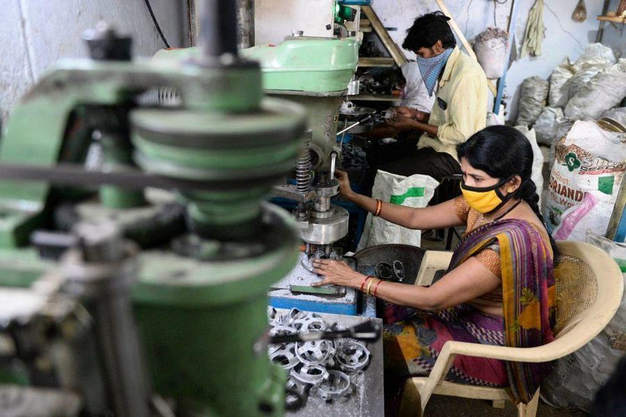 【製造業PMI】印度3月稍降至55.4 仍高於臨界線