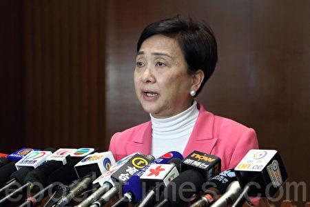 香港選舉遭改革 劉慧卿:民主派應考慮不要參選
