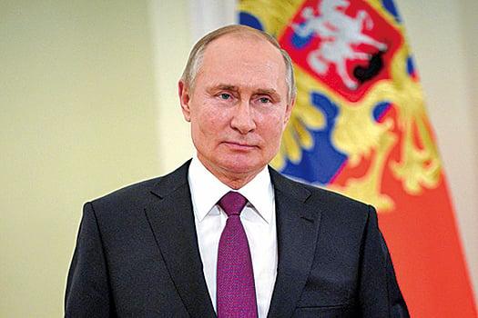 俄羅斯新法上路 普京可再連兩任總統