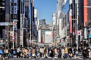 服務業PMI 日本三月創十四個月新高