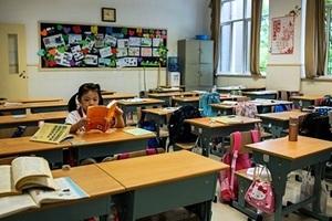 【一線採訪】中共上海教育局出臺新政策 學區房持續暴跌成焦點