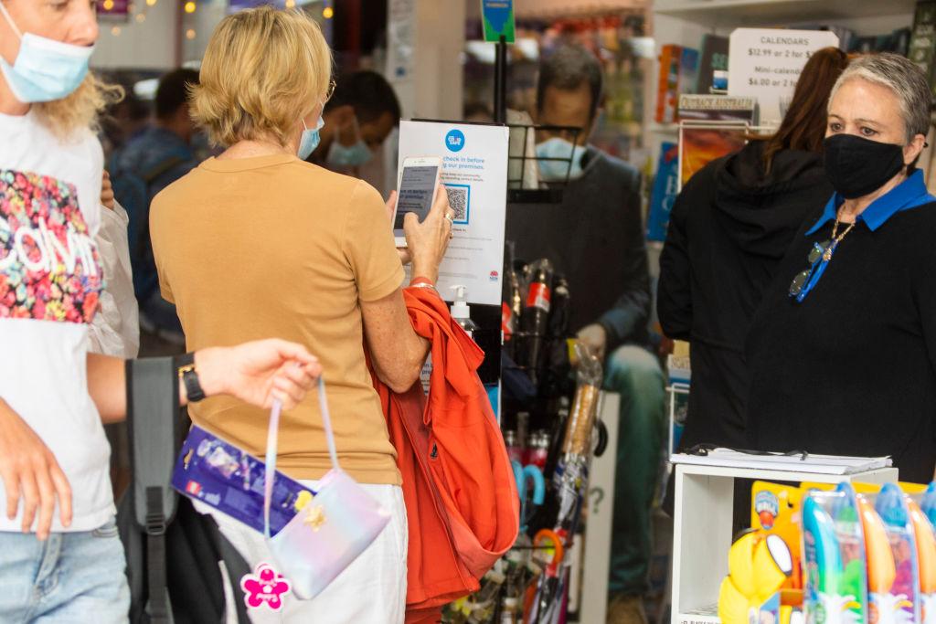 IHS Markit今(4月7日)公佈3月份澳洲服務業PMI終值為55.5,反映服務業商業活動正在擴張。(Jenny Evans/Getty Images)