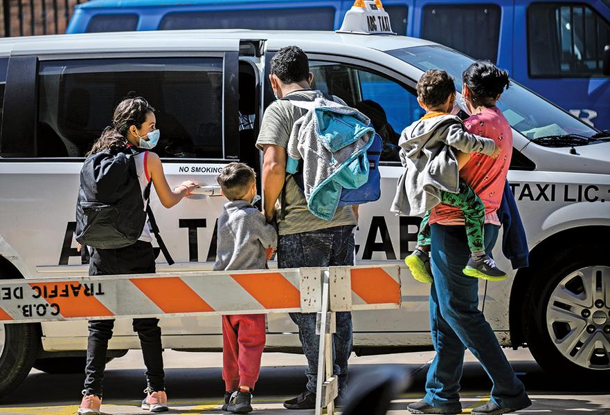 非法移民「租借」兒童 入境美國