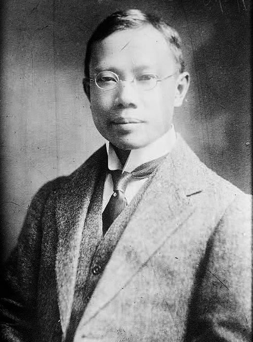伍連德博士有效地控制並消滅了鼠疫疫情,因此他也被稱為中國近代史上「 防疫學第一人 」。( 公有領域)