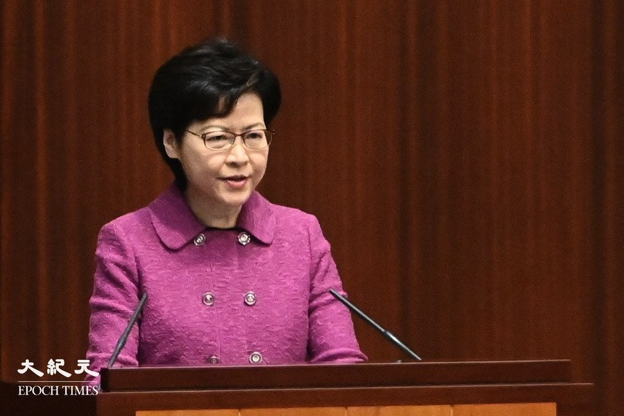 林鄭稱將擴展「回港易」 研究大陸人來港免檢疫