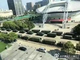 【組圖】G20倒計時 杭州戒備森嚴「全城空巷」