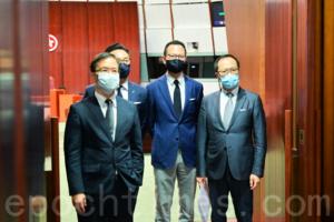 曾斥中共兩辦無權干預立法會遭DQ 傳郭榮鏗赴加國定居