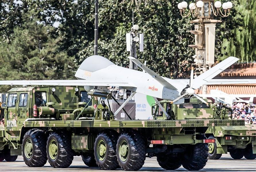 中共無人機侵擾東沙 台海委會:該開火就開火