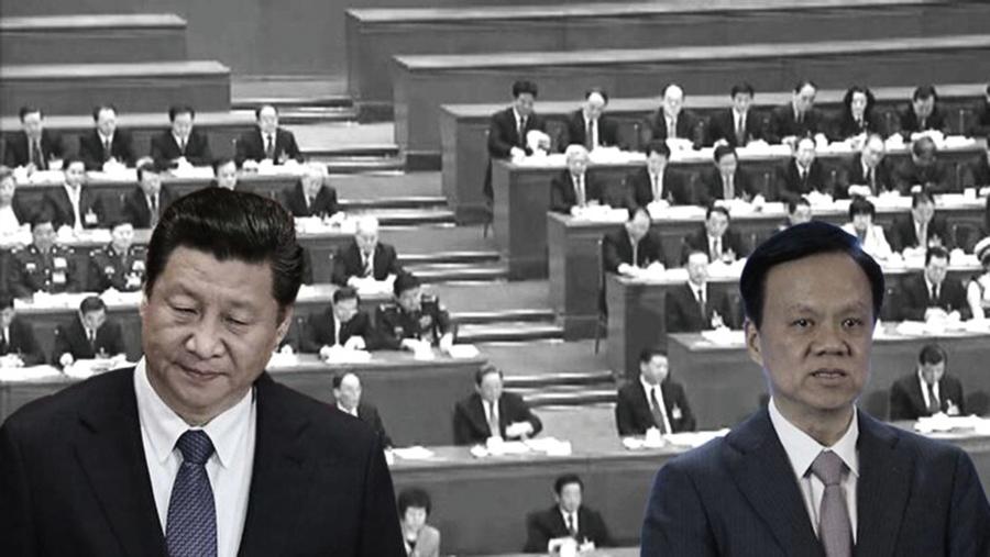 陳敏爾仕途有變?重慶市委祕書長異動引猜測
