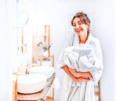 浴巾比想像中還髒恐成為細菌的溫床