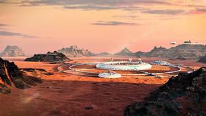 首個火星城市計劃出爐