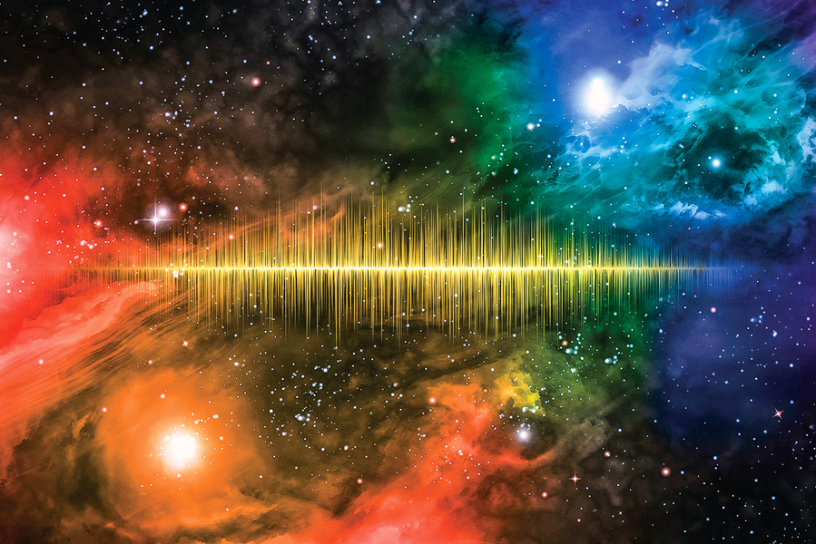 4.5億光年外射電爆 來源僅一公里大小