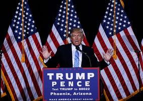 特朗普移民政策:邊境築高牆 成立驅逐大隊