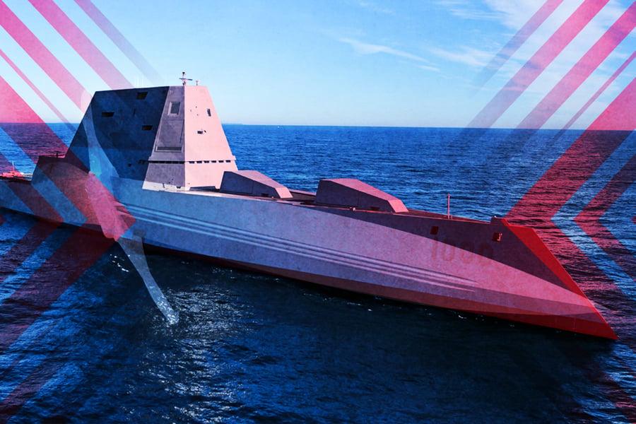 美海軍驚人計劃 快速打擊劍指中共
