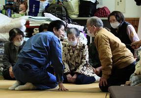 熊本地震 警戒狀態下調