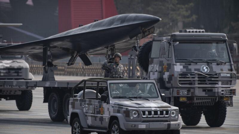 情報機構:緬甸軍方用中國無人機鎮壓抗議民眾