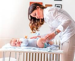 新手父母遇到新生兒血便該怎麼做?