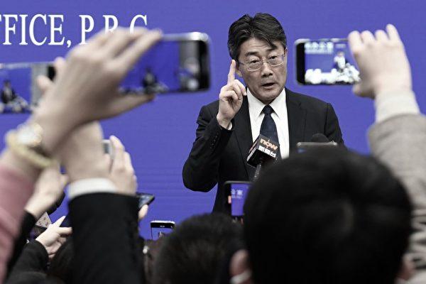 中國疾控中心主任高福。(NOEL CELIS/AFP via Getty Images)