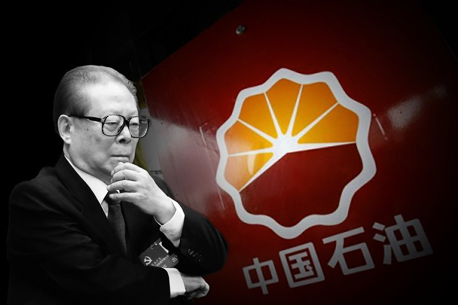 陳思敏:江澤民才是「三桶油」幕後大王