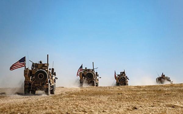 美將軍:美中若印太開戰,將有海戰和陸戰。圖為美國陸軍部隊。(DELIL SOULEIMAN/AFP/Getty Images)