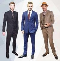 男士西裝和鞋的顏色怎樣搭配才適合?