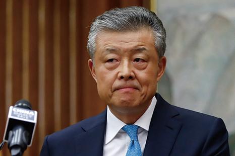 「戰狼」劉曉明轉任中共 北韓事務特別代表