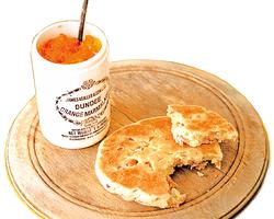 用平底鍋煎出美味蘇格蘭班諾克麵包