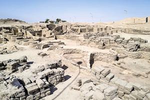 距今三千年 埃及「失落黃金城」重見天日