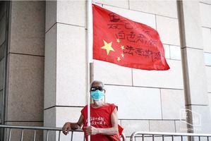 古思堯:五星旗不代表國家民族 中共最怕法輪功