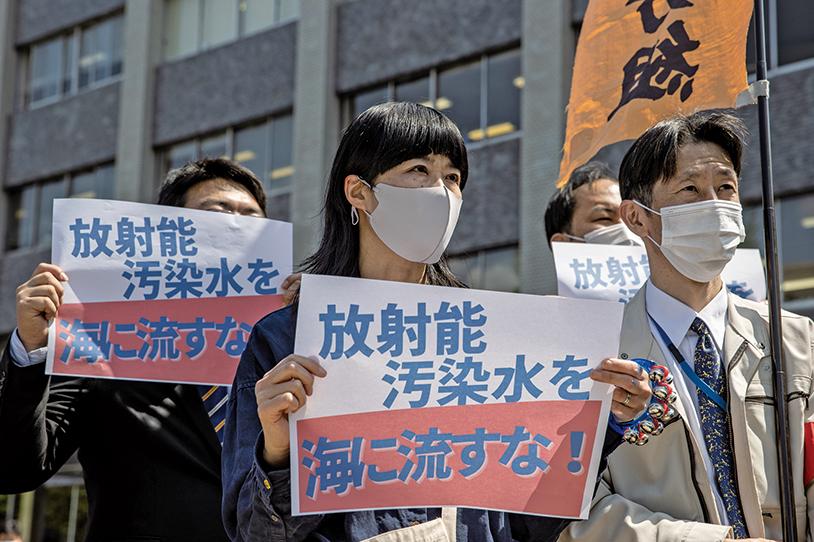 福島核廢水處理 日將稀釋兩年後排入海