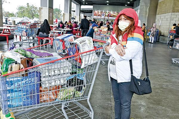 美三月消費者物價大幅上揚