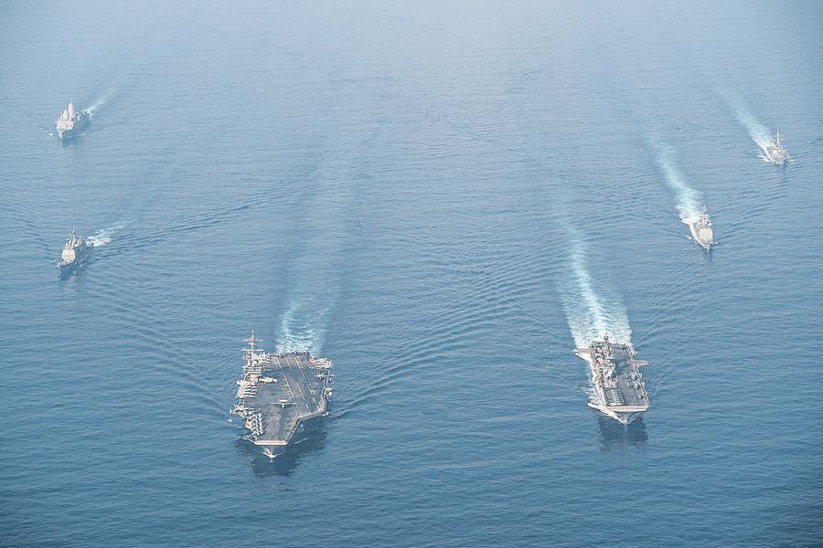 美軍連串動作 透露台海作戰計劃?