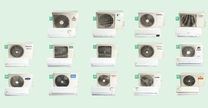 消委會測試14款變頻式分體冷氣 電費可差逾五成半