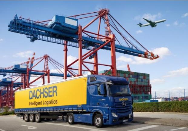 德物流商Dachser今(4月15日)公佈2020年淨收入56.1億歐元,按年微降0.9%。(德國物流供應商Dachser提供)