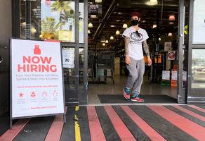 【失業救濟】美一周首領救濟金人數驟減19萬 遠勝預期