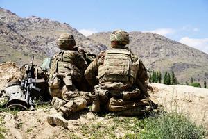 拜登宣佈五月一日從阿富汗撤軍