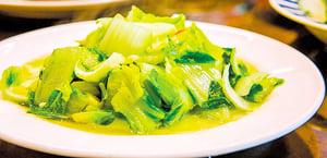 小白菜是高鈣蔬菜 四招避免農藥下肚