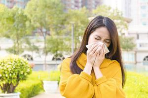季節性過敏 和中共病毒 有兩大不同