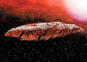 闖入太陽系的雪茄狀天體來自哪裡去向何方