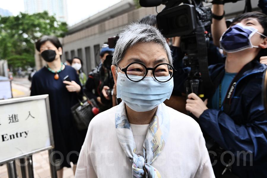 8.18案吳靄儀被判12月  回顧香江才女一生捍衛法治路
