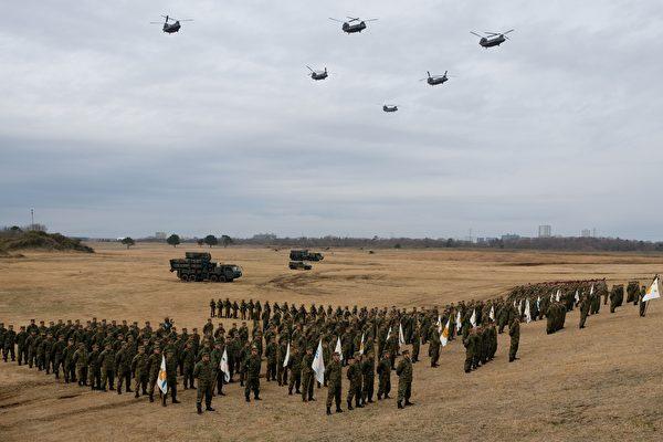 日本將舉行大規模軍演 日美法陸軍首次在日本演習
