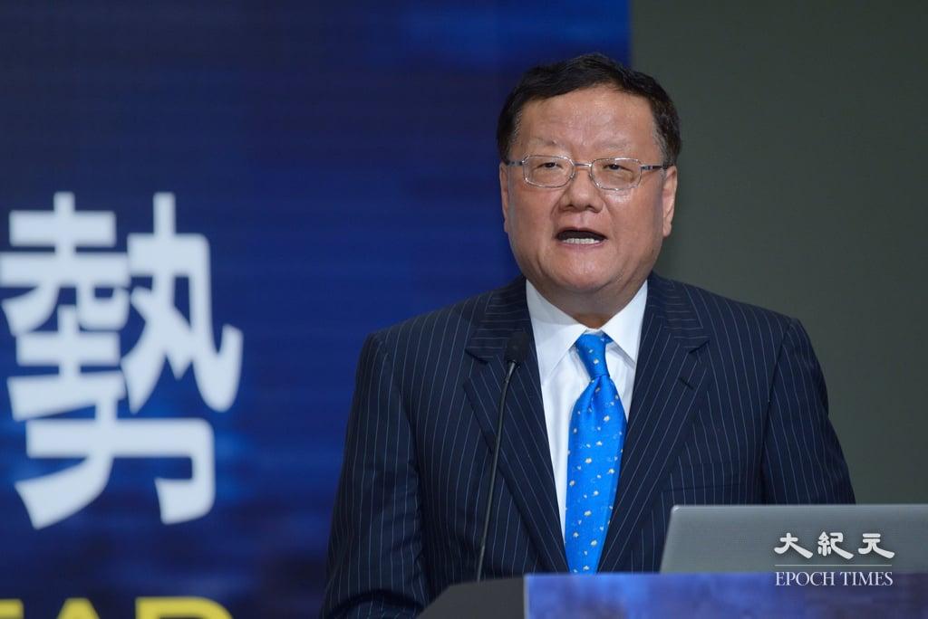 鳳凰衛視今(18日)公告,創辦人兼大股東劉長樂將其大部分股權出售。資料圖片。(宋祥龍/大紀元)