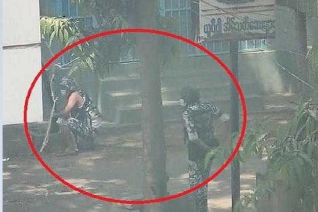 緬甸局勢持續緊張 軍方強力應對示威者