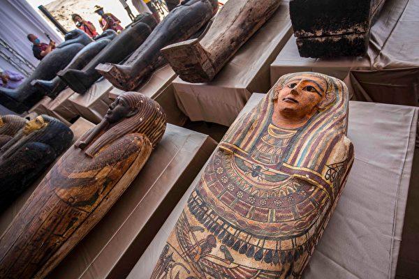 埃及文明博物館王室木乃伊廳 正式向公眾開放