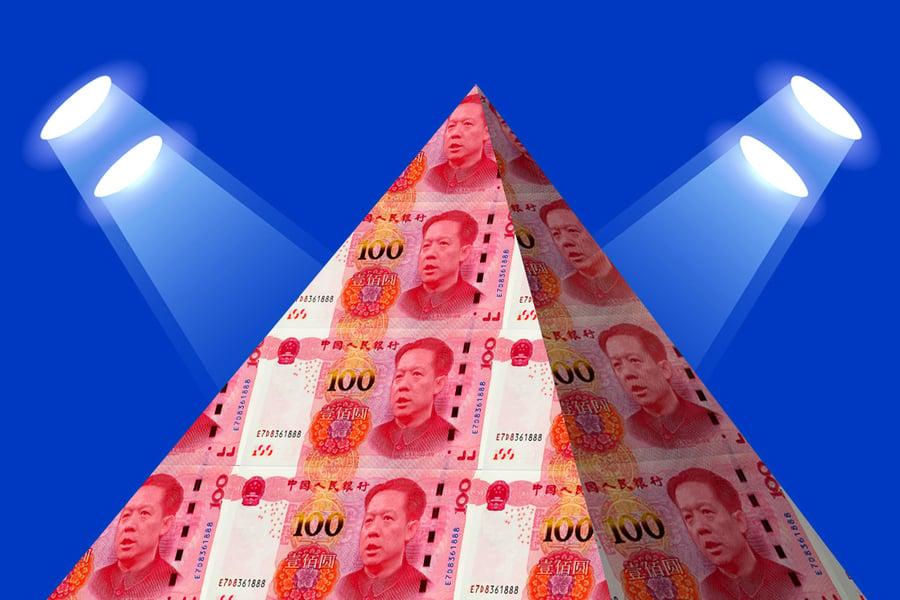 中國龐氏騙局 賈躍亭的樂視帝國