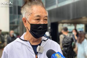 郭卓堅高院申司法覆核 訴林鄭改選舉制度違人權法